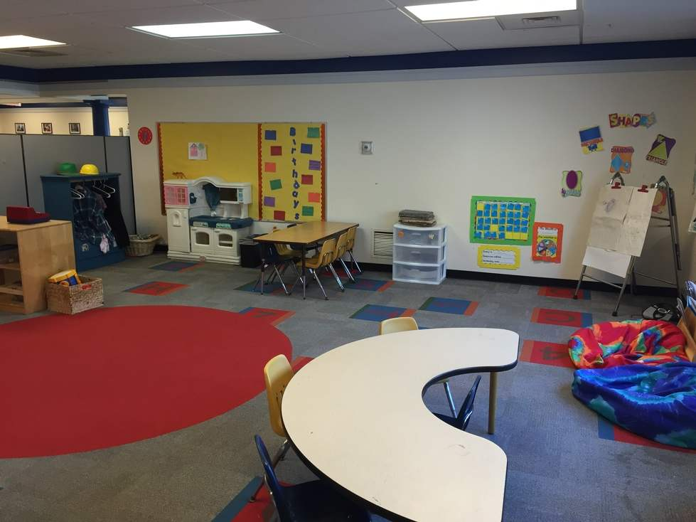 Photo of Preschool 3 classroom